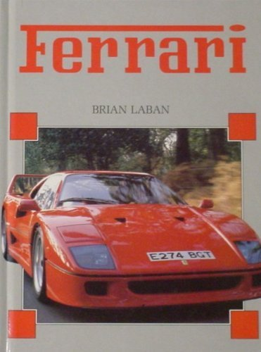 9781853750540: Ferrari