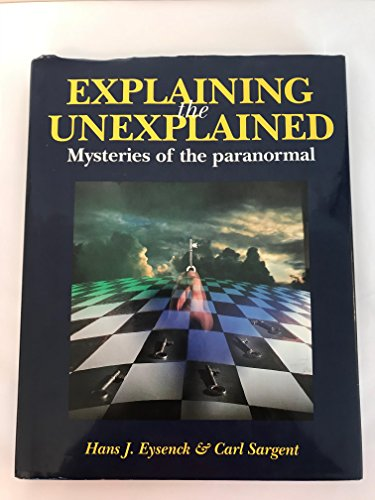 9781853751042: Explaining the Unexplained: Mysteries of the Paranormal