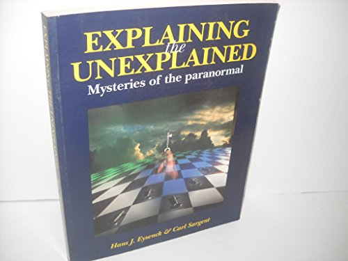 9781853751202: Explaining the Unexplained: Mysteries of the Paranormal
