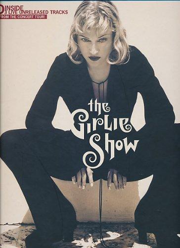 Madonna Girlie Show Book: Madonna
