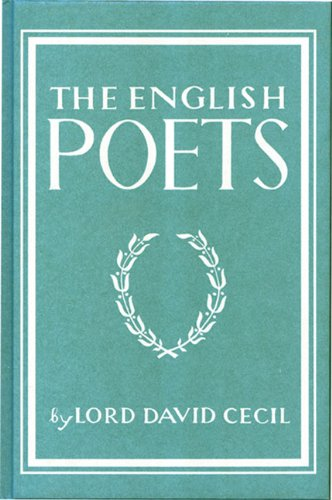 9781853752292: The English Poets (Writers' Britain)