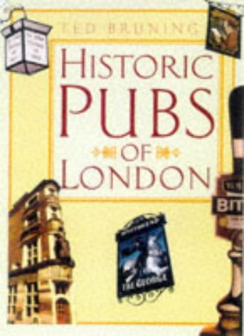 9781853752629: Historic Pubs of London