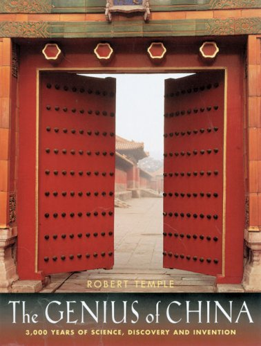 9781853752926: The Genius of China: 3,000 Years of Science, Discovery and Invention