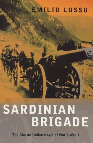 9781853753602: Sardinian Brigade (Lost Treasures)