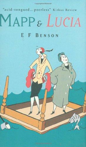 9781853753909: Mapp & Lucia (Prion Humour Classics)