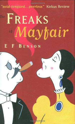 9781853754296: The Freaks of Mayfair (Prion humour classics)