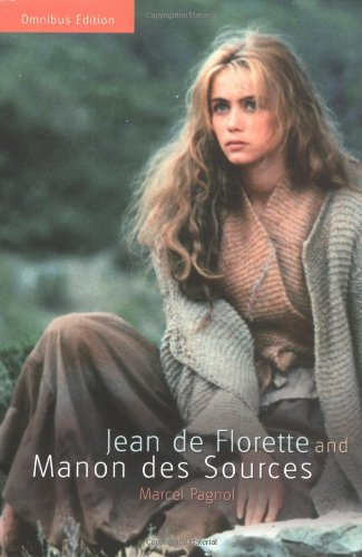 9781853755293: Jean De Florette: AND Manon Des Sources (Film Ink)