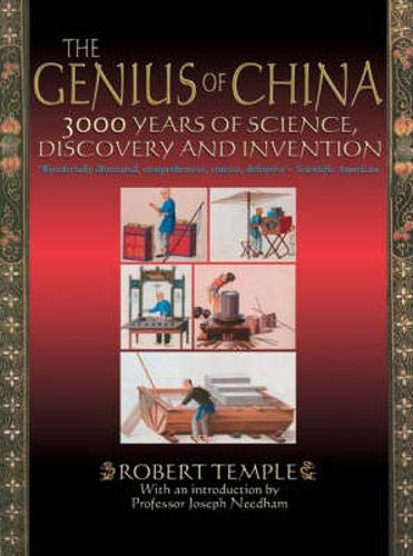 9781853755828: The Genius of China: 3,000 Years of Science, Discovery and Invention
