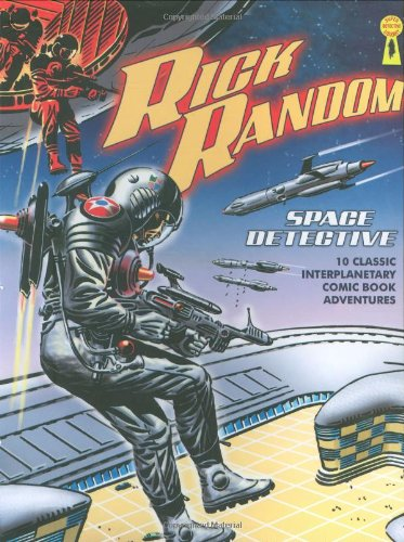 9781853756733: Rick Random: Space Detective: 10 of the Best Space Adventure Picture Library Comic Books Ever!