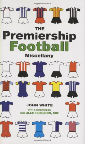 9781853756764: The Premiership Football Miscellany