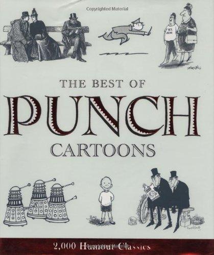 The Best of Punch Cartoons: 2,000 Humour Classics: Walasek, Helen