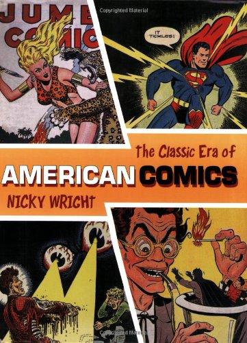 9781853756948: Classic Era of American Comics