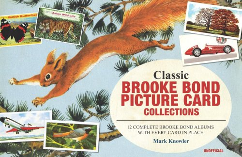 9781853757204: Brooke Bond: The Classic Tea Card Collections
