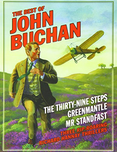 9781853757518: The Best of John Buchan: 3 Rip-roaring John Hannay Thrillers
