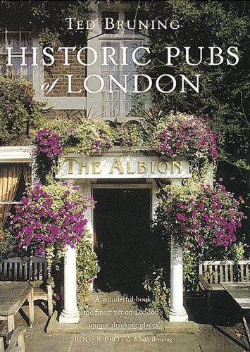 9781853757563: Historic Pubs of London