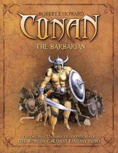 9781853758027: Conan the Barbarian