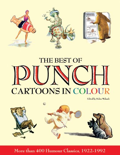 9781853758560: The Best of Punch Cartoons in Colour