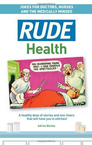 Rude Health: Adrian Besley