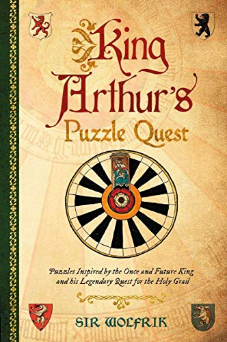 9781853759635: King Arthur's Puzzle Quest