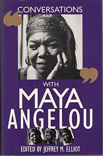 9781853811074: Conversations with Maya Angelou