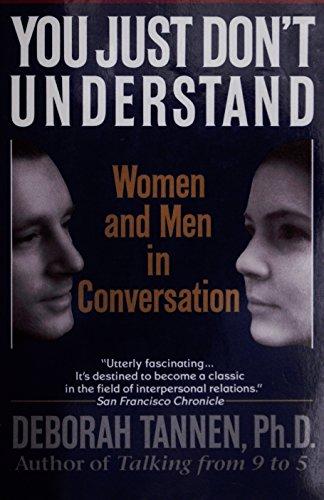 You Just Don't Understand (1853814237) by DEBORAH TANNEN