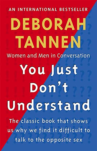 9781853814716: You Just Don't Understand: Women and Men in Conversation