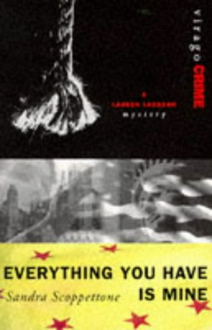 9781853814792: Everything You Have Is Mine (A Lauren Laurano Mystery)