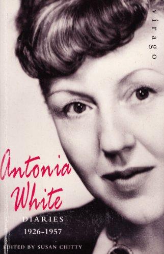 9781853814891: Antonia White Diaries 1926-57: Diaries, 1926-57 Vol 1