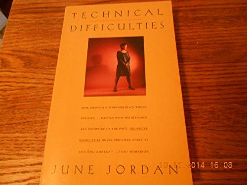 Technical Difficulties: June Jordan