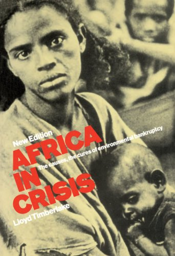 9781853830136: Africa in Crisis: The Causes and Cures of Environmental Bankruptcy (Earthscan Book)