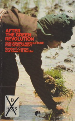 9781853830358: After the Green Revolution: Sustainable Agriculture for Development