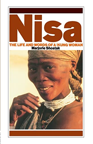 9781853830600: Nisa: The Life and Words of a Kung Woman