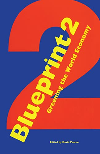 9781853830761: Blueprint 2: Greening the World Economy (Blueprint Series) (Volume 1)