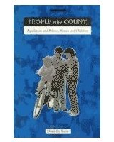 9781853832338: People Who Count: Population and Politics, Women and Children