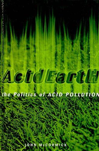 Acid Earth: McCormick, John