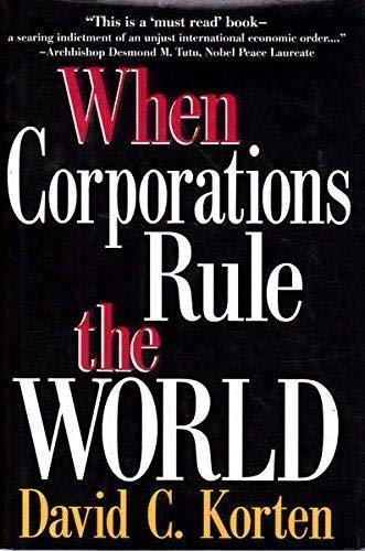 9781853833137: When Corporations Rule the World