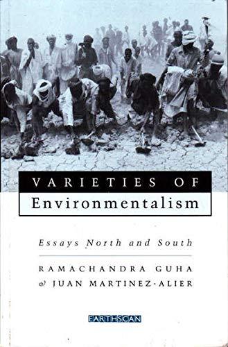 9781853833243: VARIETIES OF ENVIRONMENTALISM (hb)