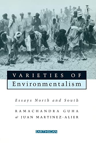 9781853833298: Varieties of Environmentalism: Essays North and South