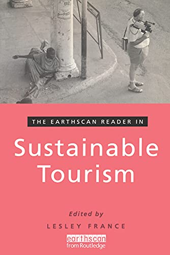 9781853834080: The Earthscan Reader in Sustainable Tourism (Earthscan Reader Series)