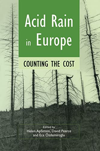 Acid Rain in Europe: Counting the Cost