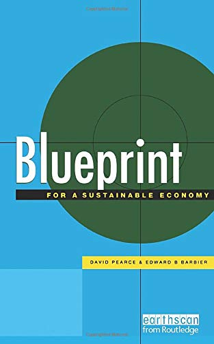 9781853835155: Blueprint 6: For a Sustainable Economy (Blueprint Series) (Volume 6)