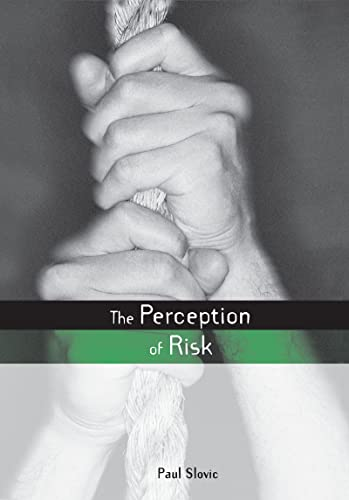 9781853835278: The Perception of Risk (Earthscan Risk in Society)