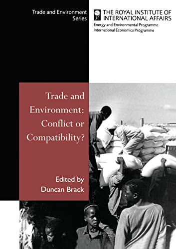 9781853835773: Trade and Environment: Conflict or Compatibility?