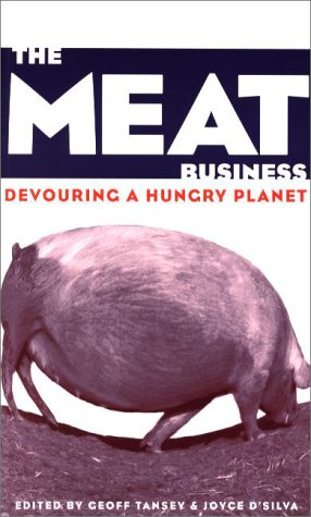 9781853836039: The Meat Business: Devouring a Hungry Planet