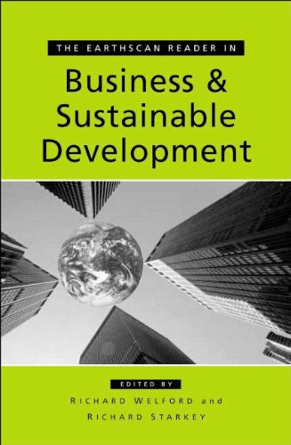 9781853836398: The Earthscan Reader in Business and Sustainable Development (Earthscan Readers Series)