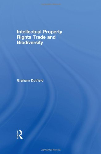 9781853836923: Intellectual Property Rights, Trade and Biodiversity: Seeds And Plant Varieties