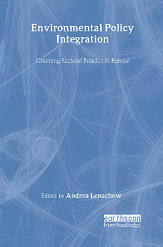 9781853837081: Environmental Policy Integration