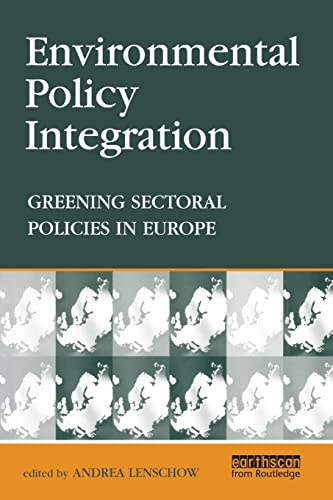 9781853837098: Environmental Policy Integration