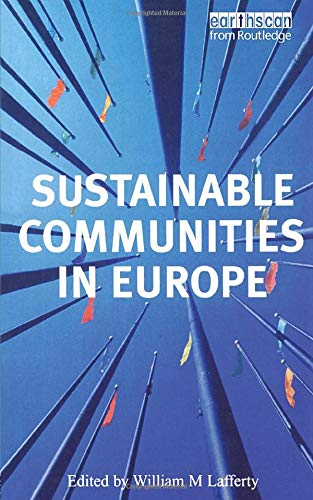 9781853837913: Sustainable Communities in Europe