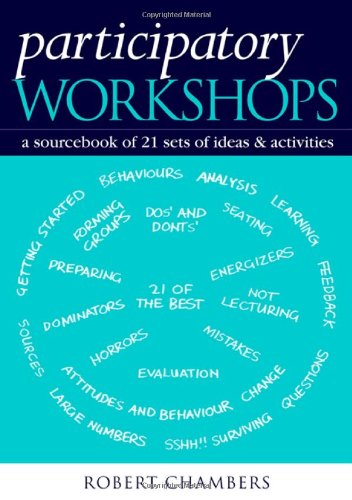 9781853838620: Participatory Workshops: A Sourcebook of 21 Sets of Ideas and Activities